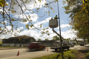 Managing Street Lighting